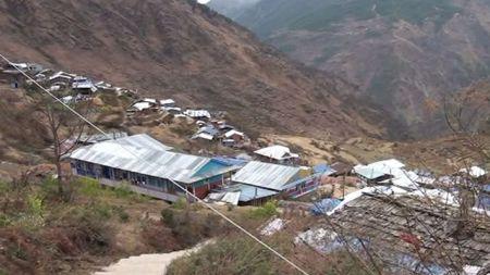 रसुवाको थुमन गाउँ पर्यटकीय क्षेत्रको रुपमा विकास हुँदै