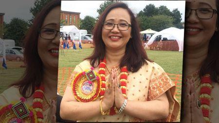 यी हुन् एनआरएन उपाध्यक्षकी उम्मेदवार सुशीला राई