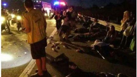 मलेसियामा नेपाली कामदार बोकेको बस दुर्घटना, ९ जनाको मृत्यु