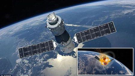 सबैभन्दा ठूलो 'स्पेस स्टेशन' नियन्त्रणबाहिर, पृथ्वीमा ठोक्किने अनुमान