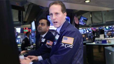 अमेरिकी शेयर मूल्यमा 'कीर्तिमानी गिरावट'