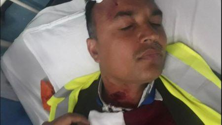 पोखरामा बम विष्फोट, पत्रकार र प्रहरी घाईते