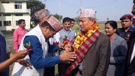 माओवादी केन्द्रसँगकाे पार्टी एकतामा बाधा–अड्चन छैन :  रावल