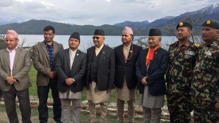 नयाँ वर्षको पूर्वसन्ध्यामा प्रधानमन्त्री ओली रारा पुगे