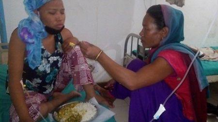 'गरिबको चमेली बोल्दिने कोही छैन' : क्यान्सरसँग लडिरहेकी एक बालिकाको कथा