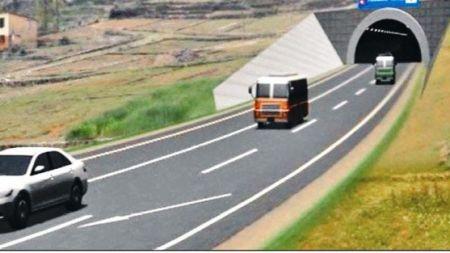 जाइकाको स्वीकृति कुर्दै नागढुंगा सुरुङमार्ग