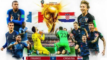 फ्रान्स भर्सेस क्रोएसिया: कसले उचाल्ला २१ औं विश्वकपको ट्रफी ?