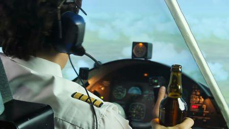 मदिरा खाएर विमान चलाउने पाइलको अनुमतीपत्र रद्ध