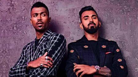 क्रिकेटर राहुल र पान्ड्यालाई दुई खेलमा प्रतिबन्ध