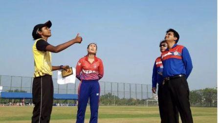 महिला क्रिकेट : नेपालको लगातार दोस्रो जित, सरीताले लिइन् ४ विकेट