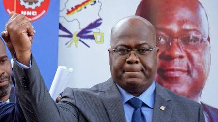 कंगोका नवनिर्वाचित राष्ट्रपति सपथ ग्रहण समारोहमै विरामी