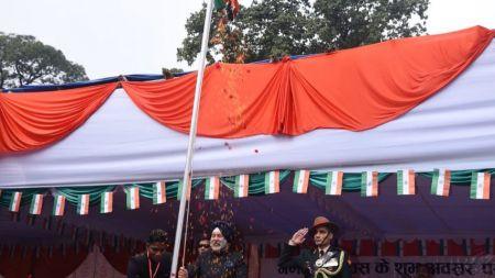 भारतीय दूतावासले मनायो '७० औं गणतन्त्र दिवस' (भिडियोसहित)