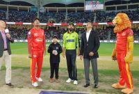 पाकिस्तान सुपर लिगः उद्घाटन खेलमै सन्दीप आवद्ध लाहोर पराजित
