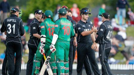 एकदिवसीय सिरिजः दोस्रो खेलमा पनि न्यूजिल्याण्ड विजयी