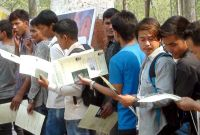 कोरियाका लागि पहिलो दिनमै ५५ हजार जनाले दिए आवेदन