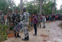 कञ्चनपुरमा सडक निर्माणमा भारतीय सुरक्षा बलको अवरोध