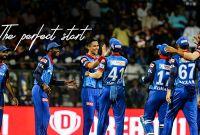 आइपीएलः मुम्बईलाई हराउँदै सन्दीप आवद्ध दिल्लीको विजयी शुरुवात