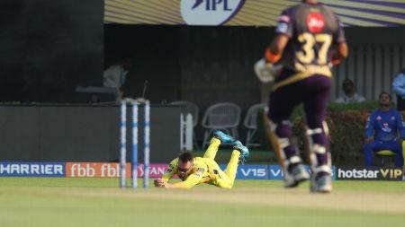 चेन्नईले कोलकत्तालाई ५ विकेटले हरायो, रैनाको उत्कृष्ट इनिङ