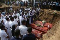 श्रीलंका श्रृंखलाबद्ध बम विस्फोट : मृतकको संख्या ३१० पुग्यो, आजबाट सामूहिक अन्त्यष्टि