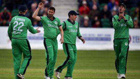 अफगानिस्तानविरुद्ध आयरल्याण्डको शानदार जीत