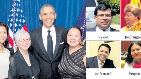 अमेरिकामा नेपालीः सांसददेखि राष्ट्रपतिको सल्लाहकारसम्म