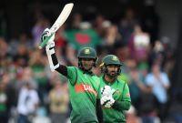 विश्वकप क्रिकेटः बंगलादेश पहिलाे पटक वेस्ट इन्डिजलाई हराउन सफल