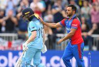 विश्वकप क्रिकेटः अफगानिस्तानविरुद्ध इंग्ल्याण्ड १५० रनले विजयी