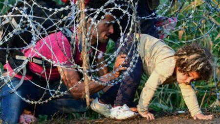 शरणार्थीको संख्यामा भारी कटौती गर्ने ट्रम्प प्रशासनको घोषणा