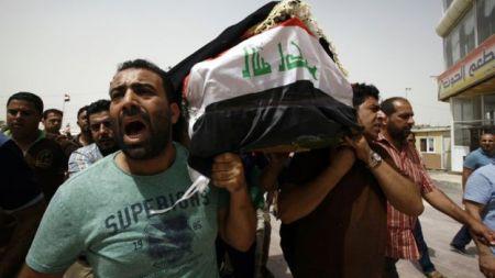 इराकमा तीन दिनको राष्ट्रिय शोकको घोषणा