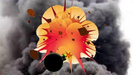 कमलबजार नगरपालिकामा बम विस्फोट