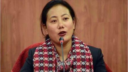 खानेपानीका योजनामा बजेट अभाव हुन दिन्नः मन्त्री मगर