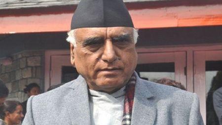प्रदेश ४ काे कांग्रेस संसदीय दल नेतामा नेपाली