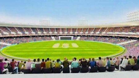 भरतपुरमा अन्तर्रा्ष्ट्रियस्तरको क्रिकेट रंगशाला निर्माण हुने
