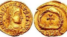 लिबुस सेभेरस सम्राट घोषित