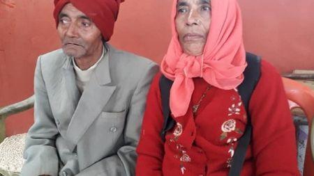 उपचारमा घरखेत लिलाम भएपछि ६७ वर्षीय वृद्धको मन्दिरको बास