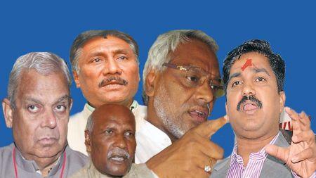 अलमलमा राजपाः 'पर्ख र हेरको नीति'