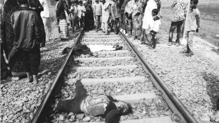 भारतीय रेल्वे ट्रयाकमा २ नेपाली छात्राको शव फेला
