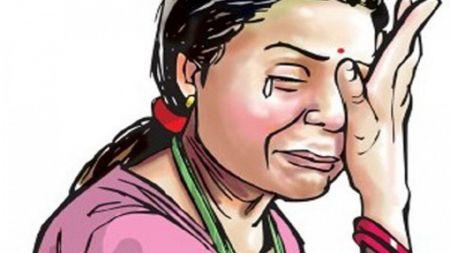 काठमाडौंमै बोक्सी आरोपमा महिलालाई तातो पन्युँले डामियो