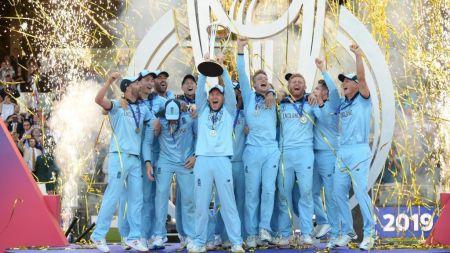 इंग्ल्याण्ड पहिलो पटक विश्वकप च्याम्पियन