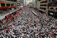 चीनसंग हंगकंगमा नयाँ कानुन लागु गर्ने 'बैद्य अधिकार' छैन : हंगकंग सरकार