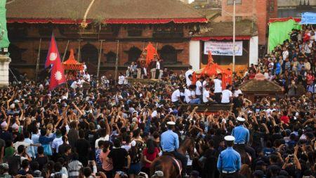 इन्द्रजात्रा हेर्न १६ मेयरसहित विदेशी पाहुना काठमाडौं आउँदै