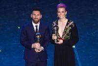 मेस्सी बने फिफा वर्ष खेलाडी