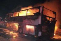 साउदीमा बस दुर्घटना ३५ आप्रवासीको मृत्यु !