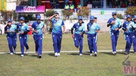 डब्लुसीएल क्रिकेट : विराटनगरको लगातार दोस्रो जित, पोखरा ६ विकेटले पराजित
