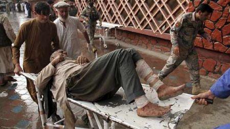मस्जिदमा नमाज पढिरहेको बेला शक्तिशाली बम बिस्फोट ६२ जनाको मृत्यु दर्जनौं घाइते !