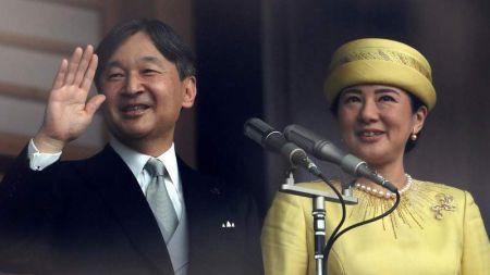 जापानी सम्राट नोरुहितोको गद्दी आरोहण आज, शुभकामना दिन राष्ट्रपति भण्डारी पनि सहभागी