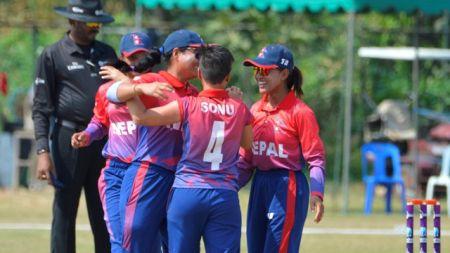 १३ औँ सागः फाइनल पुग्न नेपालले ११७ रन बनाउनुपर्ने