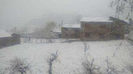 पश्चिमी वायुको प्रभावले आज देशभर बर्षा र भारी हिमपातको सम्भावना