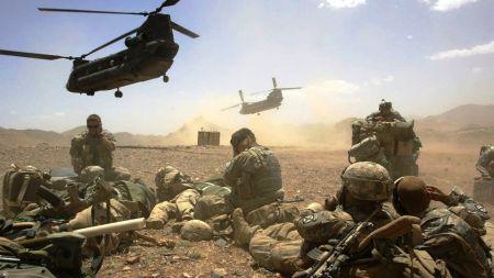 लडाकू आक्रमणमा ७१ सैनिक मारिए