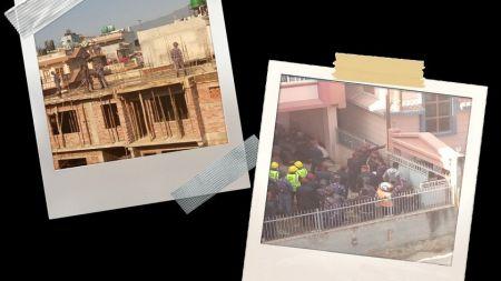 काठमाडौँमा ७२ जना चिनियाँ नागरिक पक्राउ
